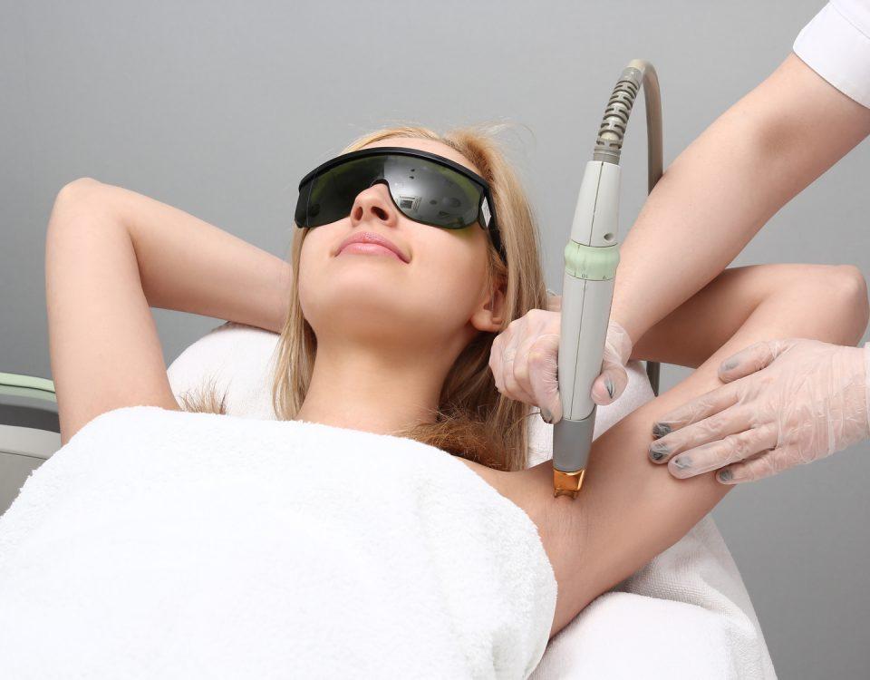 Depilacja laserem medycznym skuteczny i trwały efekt depilacji na lata